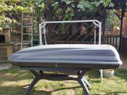 Dachbox 501 Silber