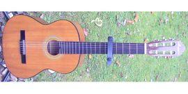 Bild 4 - Verkaufe schöne Konzertgitarre klassische Nylonsaiten - Schotten