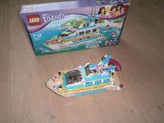 Lego Friends Yacht Schiff 41015