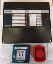 Brandmeldezentrale NFS-2-8 mit Zubehör Pr