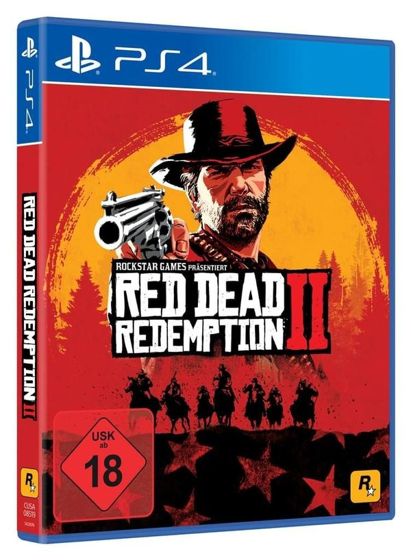 Read Dead Redemption 2 Playstation