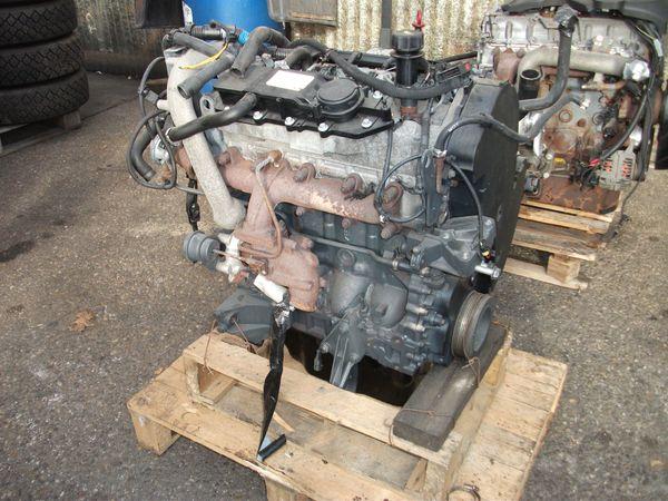Fiat Ducato Motor u Getriebe