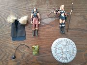 Xena The Debt Figur und