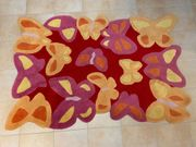 Haba Teppich Schmetterlinge