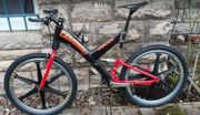 Cannondale Carbon Raven 26 Zoll