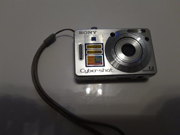 Digital Camera Sony Cyber-shot DSC-W55