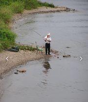 Komplette Angler Ausrüstung