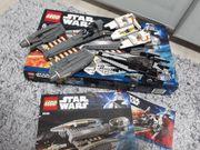 Lego STRAR WARS Raumschiffe