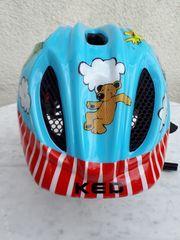 KED Kinder Fahrradhelm Die lieben