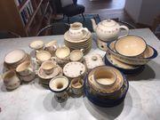 Keramikgeschirr zu verschenken