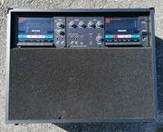Philips D6650 30R Doppel Kassetten