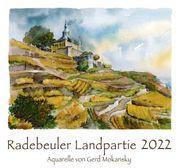 Kunst Kalender Radebeul 2022 Aquarell
