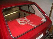 HECKSCHEIBE VW GOLF 1 OHNE