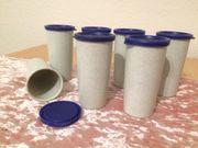 Tupperware 7 runde Vorratsdosen