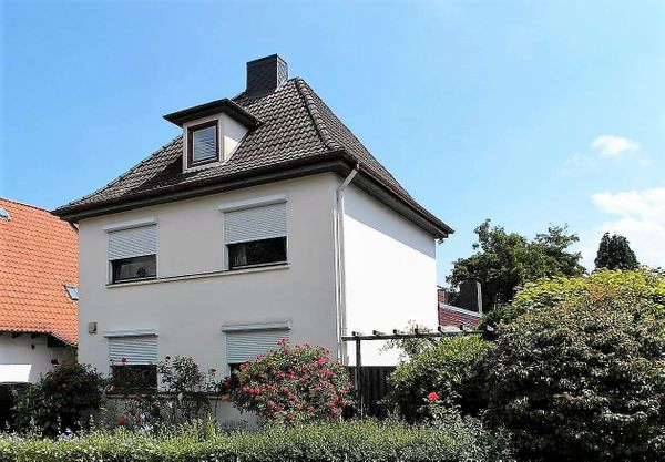 Ein-Zweifamilienhaus Hamburg-Marmstorf am Stadtpark Teilungsversteigerung