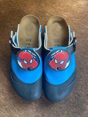 Birkenstock Spiderman Clogs Gr 39