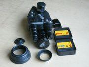 Beaulieu 4008ZMll Super 8MM Camera