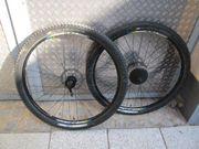 Laufradsatz 29 Laufräder Mantel Schlauch
