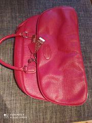 Ledertasche Reisetasche