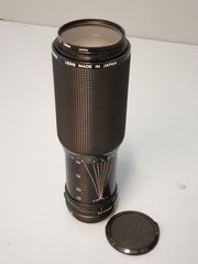 Canon FD 100-300 f 5