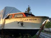 Motorboot Fischerboot