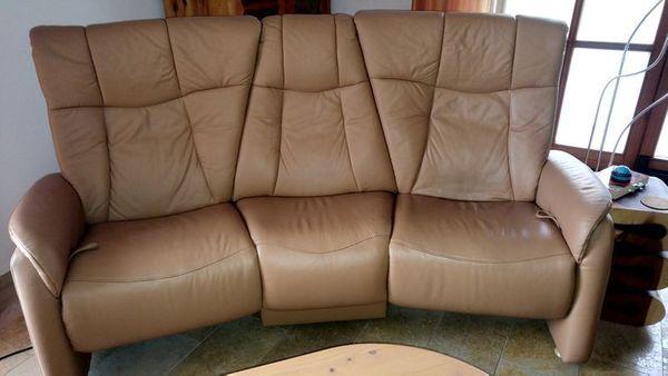 3 Sitzer Trapez Sofa Himolla