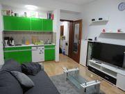 Renovierte und vollmöblierte 1-Zimmer-Wohnung in