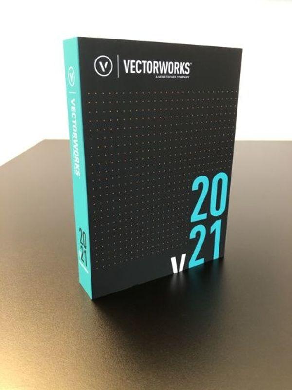 Vectorworks Architektur 2021 deutch interior