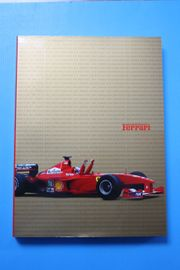 Ferrari - Formel 1 - Doppel-Weltmeisterschaft 2000 - Buch