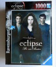 Puzzle 1000 Twilight eclipse Biss