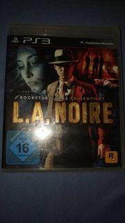 L A Noire Ps3 Spiel