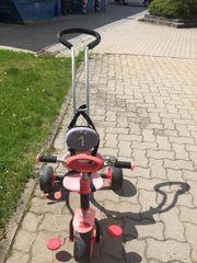 eine minnitrax Dreirad