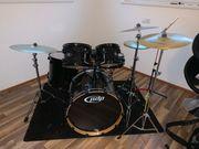 Drum Set Schlagzeug pdp BX
