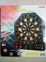 Elektronik-Dart-Scheibe PL-15 mit 25 Spielen