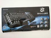 Sharkoon Skiller Gaming-Tastatur