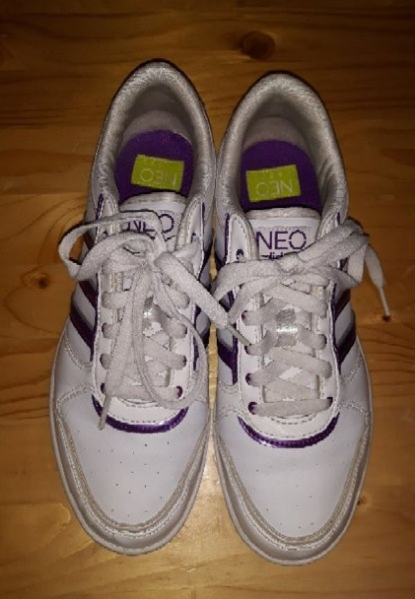 Adidas Neo Label Schuhe weiss