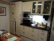 Einbauküche weiß