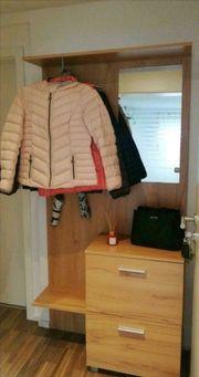 Kompaktgarderoba Garderobe Schuhschrank