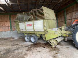 Traktoren, Landwirtschaftliche Fahrzeuge - Ladewagen