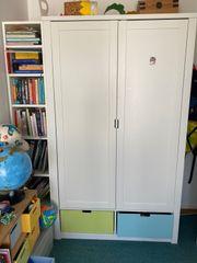 Kinderzimmer Kleiderschrank Bopita