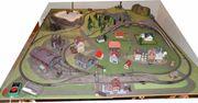 Fleischmann HO Eisenbahn Anlage