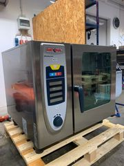 Rational SCC 61 Kombidämpfer Gastro