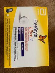 7x Freestyle Libre 2 Sensoren