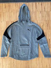Neuwertiges Puma Sweatshirt grau Größe