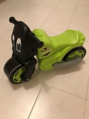 BIG Racing Bike Kindermotorrad Kinderfahrzeug
