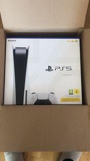 Biete PS5 Playstation 5 gegen