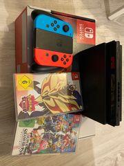 - Nintendo Switch konsole -