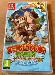 donkey Kong Tropical Frezze sswitch