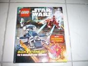 LEGO Star Wars Buch Steine-Set