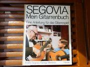 Segovia Mein Gitarrenbuch Eine Anleitung